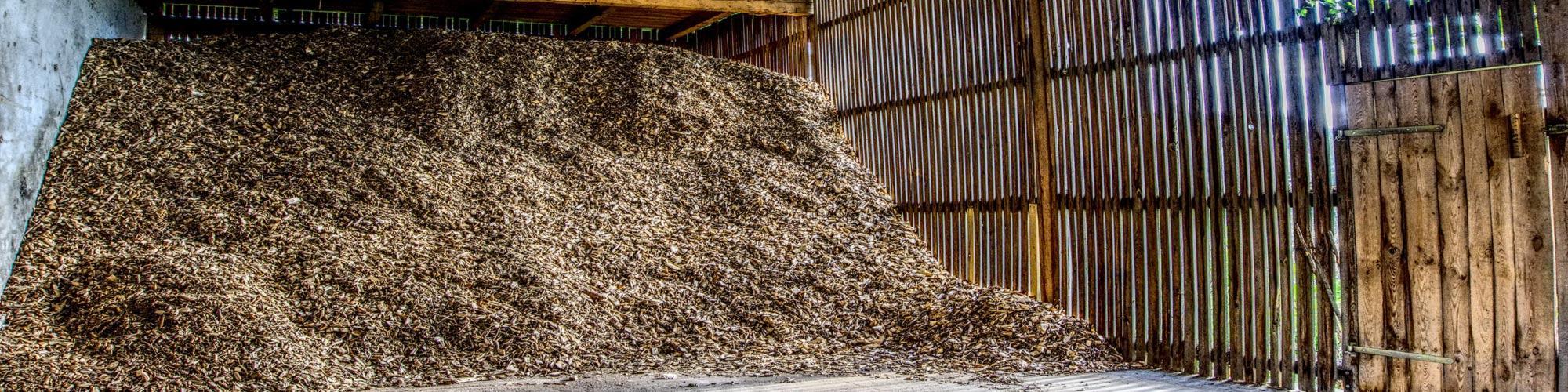 Soluzioni di grande potenza a biomassa